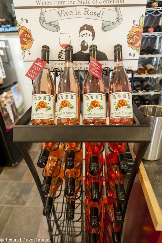 vive la rose quady north 5 10 17 - Team Quady sweeps superlatives at Oregon Wine Competition