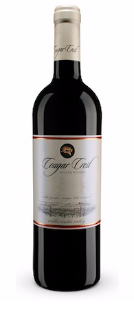 cougar crest winery cabernet franc nv bottle - Cougar Crest Estate Winery 2014 Estate Cabernet Franc, Walla Walla Valley $42