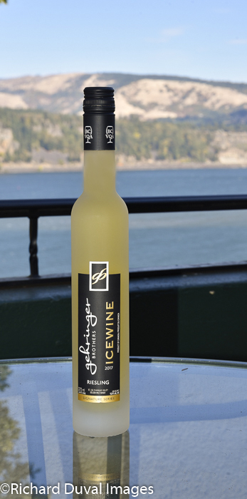 gehringer brothers riesling icewine 2017 bottle GNWI - Gehringer tops Great Northwest Invitational Wine Competition again