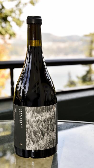 zena crown vineyard the sum pinot noir 2015 GNI bottle - Zena Crown Vineyard 2015 Σ The Sum Pinot Noir, Eola-Amity Hills $75