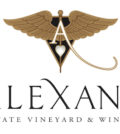 alexana estate vineyard winery logo 120x134 - Alexana Winery 2016 Zena Crown Vineyard Pinot Noir, Eola-Amity Hills $65