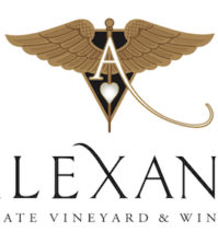 alexana estate vineyard winery logo 199x223 - Alexana Winery 2016 Fennwood Vineyard Pinot Noir, Yamhill-Carlton $65