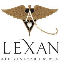 alexana estate vineyard winery logo 199x223 - Alexana Winery 2016 Fennwood Vineyard Pinot Noir, Yamhill-Carlton $65