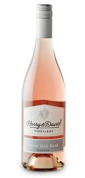 harry david pinot noir rose - Harry & David Vineyards 2017 Pinot Noir Rosé, Oregon, $18