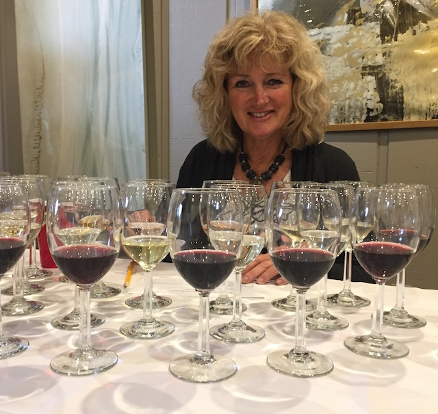 heidi peterson barrett nola sweeps 2018 - Oregon Pinot Noir shines at first New Orleans International Wine Awards