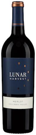 lunar harvest merlot nv bottle - Lunar Harvest 2015 Merlot, Columbia Valley, $9