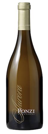 ponzi vineyards aurora chardonnay nv bottle - Ponzi Vineyards 2015 Aurora Vineyard Chardonnay, Chehalem Mountains $63