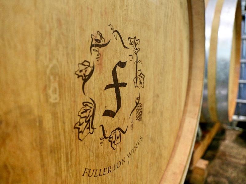 Fullerton Wine Course Oak and Fire - Fullerton Wine Course: Oak and Fire