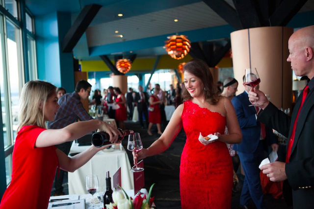 red and white party courtesy taste washington - Taste Washington 2019 tickets now available