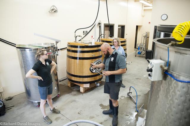 sabrina lueck tim donahue abra bennett richard duval images - College Cellars of Walla Walla again tops Tri-Cities Wine Festival judging