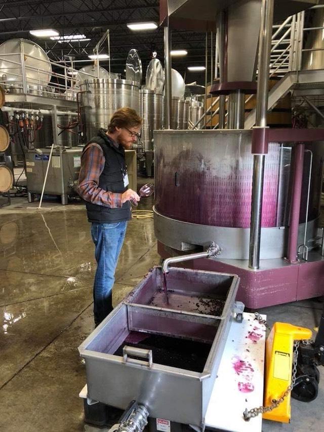 derrek vipond long shadows vintners courtesy trellis growth partners - Walla Walla Vintners makes winemaking change