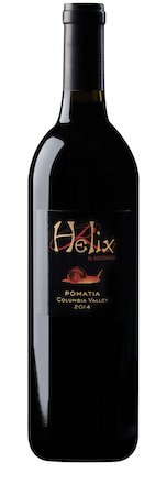 helix pomatia 2014 bottle - Helix by Reininger 2014 Pomatia, Columbia Valley $22