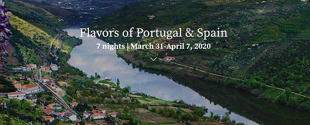 journey to and fro flavors portugal spain 2020 kriselle cellars - Feast Portland