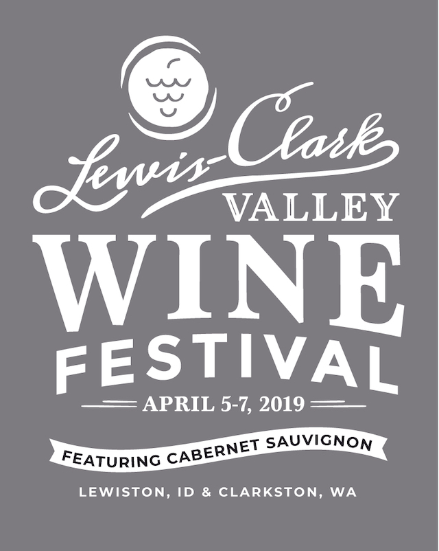 lewis clark valley wine festival 2019 poster - Young AVA launches Lewis-Clark Valley Wine Festival