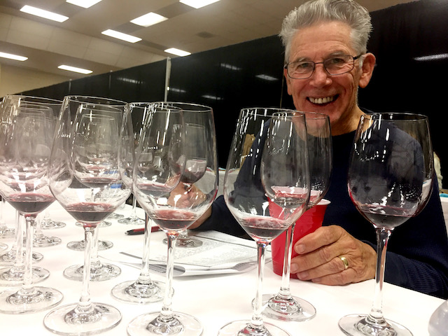 mike dunne 2019 san francisco chronicle wine competition - Famed writer Mike Dunne tastes trends at San Francisco Chronicle Wine Competition