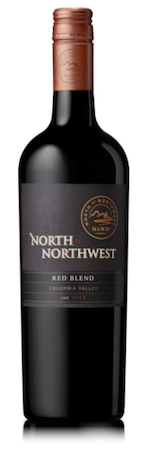 north by northwest red blend 2015 bottle - North by Northwest 2015 Red Blend, Columbia Valley $15