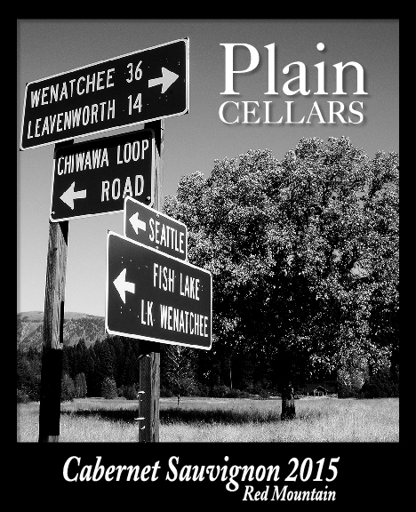 Plain 2015 Cabernet sauvignon - Plain Cellars 2015 Cabernet Sauvignon, Red Mountain, $38