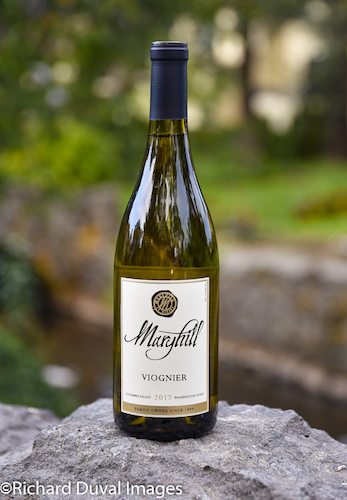 maryhill 2017 viognier GNWi 10 03 18 - Maryhill Winery 2017 Viognier, Columbia Valley, $18