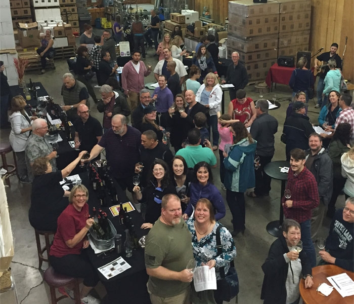 Oak Knoll Wine Club Release Party - Holiday Bazaar at the Oak Knoll Winery