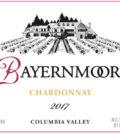 bayernmoor cellars chardonnay 2017 label 120x134 - Bayernmoor Cellars 2017 Chardonnay, Columbia Valley $29