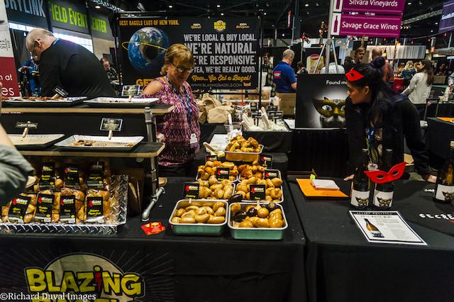 blazing bagels bakery taste washington 2018 - Taste Washington looks to top 7,000 patrons for Grand Tastings