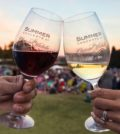 chateau ste michelle summer concerts glasses 120x134 - Ste. Michelle books 27 shows for Summer Concert Series