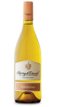 harry david chardonnay nv bottle - Harry & David Vineyards 2016 Chardonnay, Oregon $20