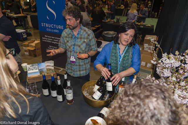 james mantone poppie mantone syncline wine cellars 2018 richard duval images - Taste Washington looks to top 7,000 patrons for Grand Tastings