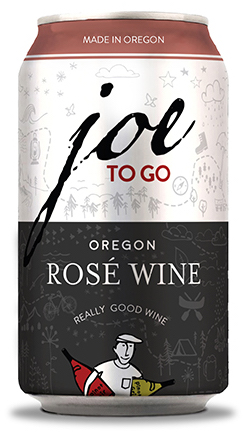 joe to go rose nv can - Joe to Go NV Rosé, Oregon, $14