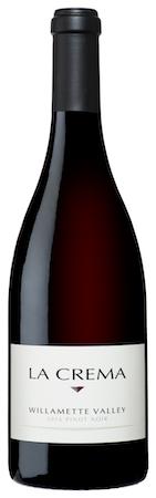 la crema pinot noir 2016 willamette valley bottle 1 - La Crema 2016 Pinot Noir, Willamette Valley $30