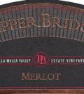pepper bridge winery merlot nv label 120x134 - Pepper Bridge Winery 2015 Estate Vineyards Merlot, Walla Walla Valley $50