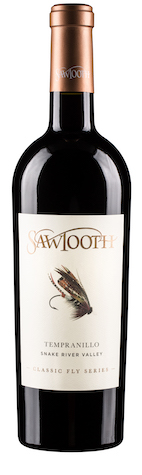 sawtooth winery classic fly series tempranillo nv bottle - Sawtooth Winery 2016 Classic Fly Series Tempranillo, Snake River Valley $30