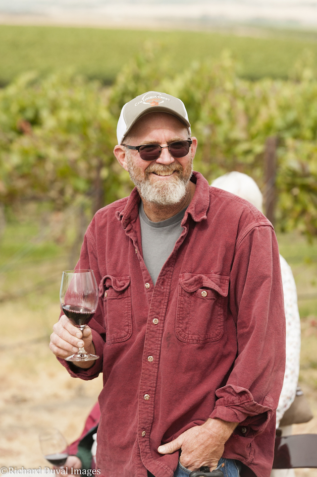 scott williams kiona vineyards richard duval images - Auction of Washington Wines selects 2019 honorary grower, vintner