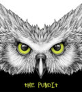 tenet wines the pundit nv label 120x134 - Tenet Wines 2016 The Pundit, Columbia Valley $25