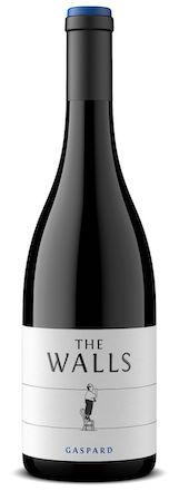 the walls vineyards gaspard syrah nv bottle - The Walls Vineyards 2015 Gaspard, Red Mountain $48