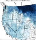 western united states mean temperature february 2019 feature e1551782734381 120x134 - March enters as lion for Columbia Valley vineyards