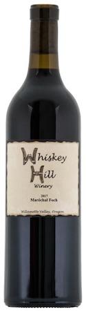 whiskey-hill-winery-marechal-foch-2017-bottle