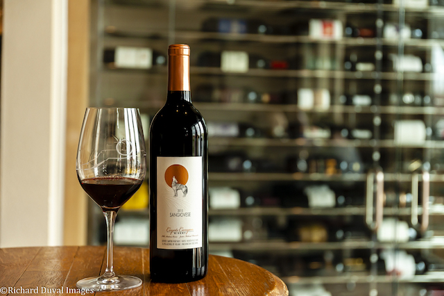 coyote canyon 2015 sangiovese - Coyote Canyon Winery uses superb Sangiovese to top 7th annual Cascadia International Wine Competition