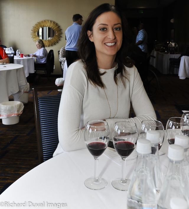 erin kirschenmann cascadia 2019 - Coyote Canyon Winery uses superb Sangiovese to top 7th annual Cascadia International Wine Competition