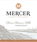 mercer family vineyards chardonnay label 1 120x134 - Mercer Family Vineyards 2017 Chardonnay, Horse Heaven Hills $13