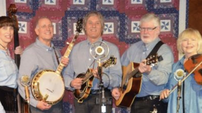 Thursday Night Live - Thursday Night Live at Matthews Winery with the Cascade Creek Bluegrass Band