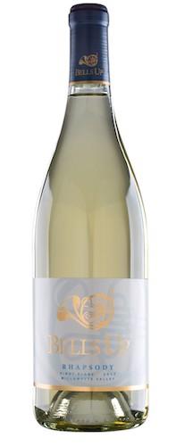 bells up winery rhapsody pinot blanc nv bottle - Bells Up Winery 2018 Rhapsody Pinot Blanc, Willamette Valley $28