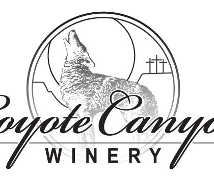 coyote canyon winery logo new 1 420x349 - Coyote Canyon Winery 2019 Coyote Canyon Vineyard El Chispear Albariño, Horse Heaven Hills $32