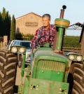 david nemarnik tractor alloro vineyard feature 120x134 - Alloro Vineyard weaves New World with Old in Chehalem Mountains
