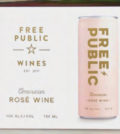free public wines can box 120x134 - Free Public Wines NV Rosé, American, $15