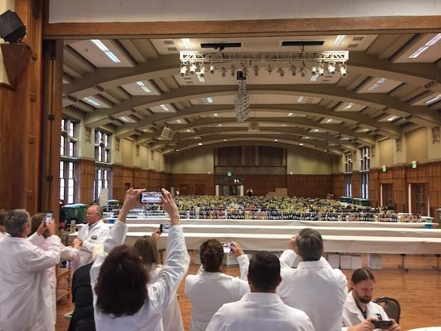 indy international ballroom backroom - Maryhill, Gehringer Bros. stand tall at INDY International judging