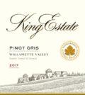 king estate winery pinot gris 2017 lbel 120x134 - King Estate 2017 Pinot Gris, Willamette Valley $19