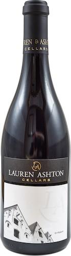 lauren ashton cellars syrah nv bottle - Lauren Ashton Cellars 2014 Syrah, Columbia Valley, $35