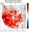 mean temperature april 2019 departure from normal 4 30 2019 120x134 - 2019 vintage off to warm start in Northwest vineyards