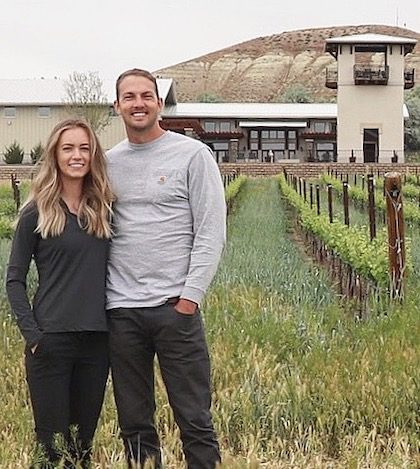 sydney weitz nederend james nederend koenig vineyards feature 420x469 - Koenig Vineyards in Idaho stays local with sale to Nederends